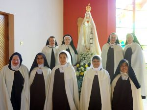 Our Lady of Fatima visits Tallow